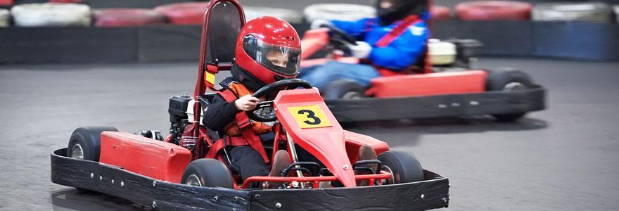 Espace karting indoor