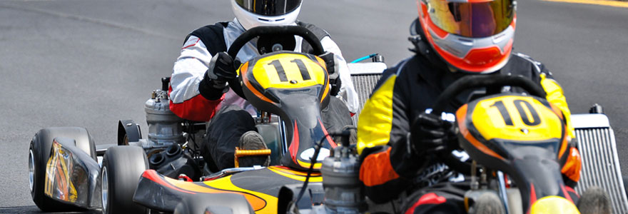 Optez pour le karting